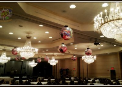 Corporate Event Balloon Decor